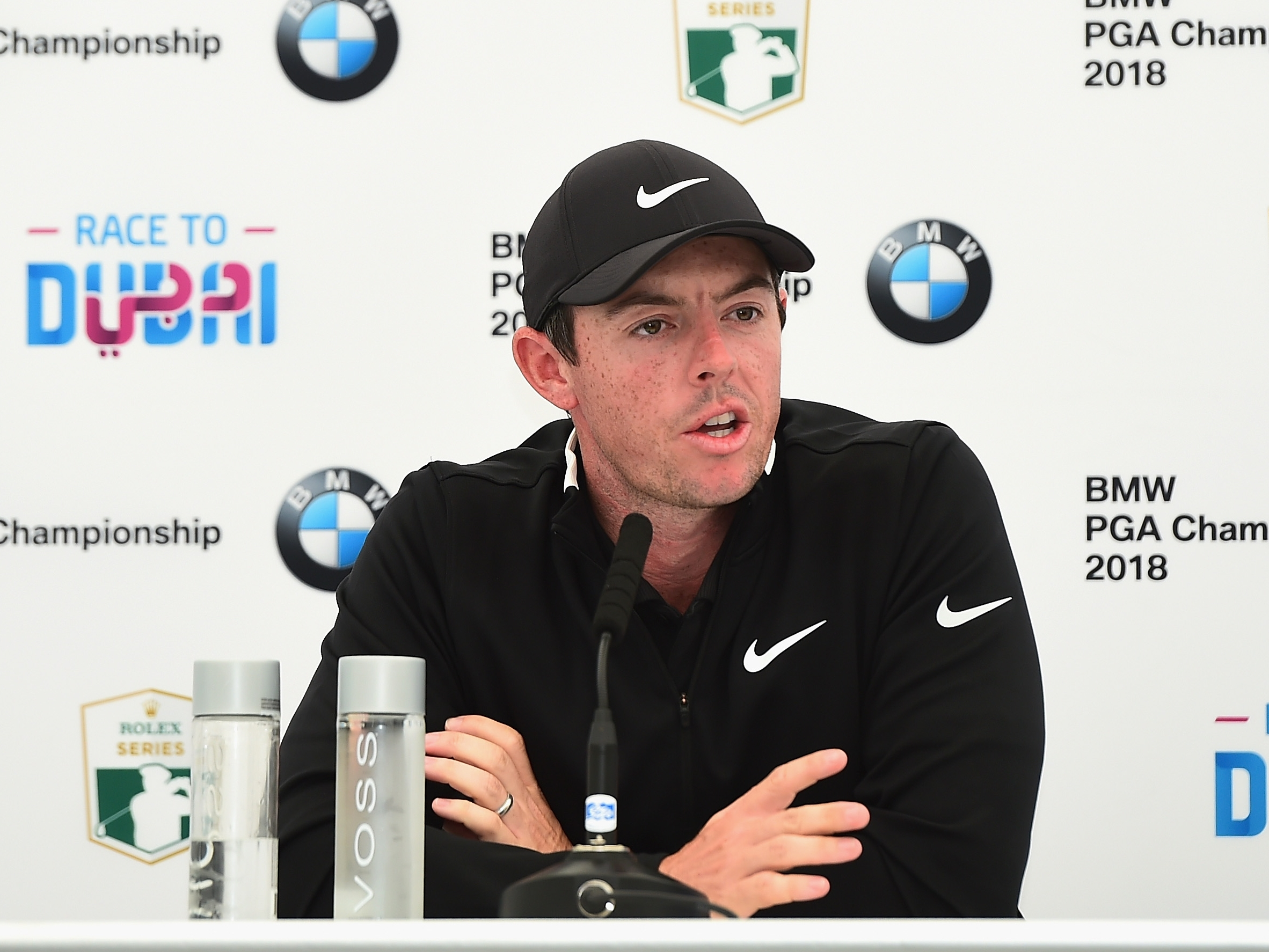 "Rory McIlroy: ""I Never Dreamed Of Being Famous"""