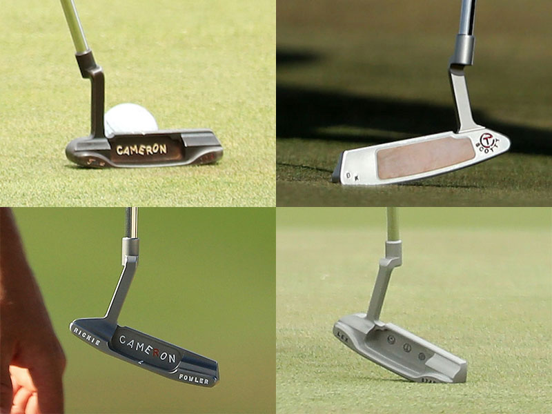 Tour Player Scotty Cameron Putters