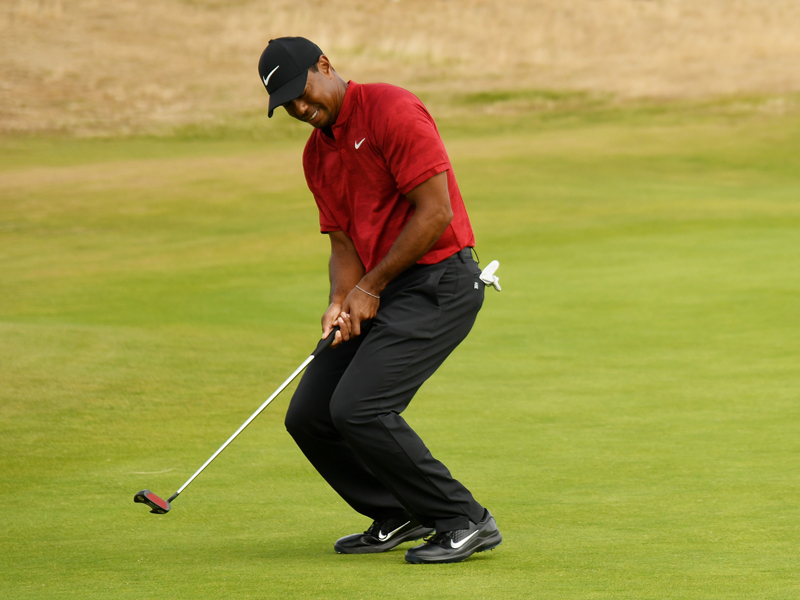 Major Drought Continues For Woods But Good Times Lie Ahead