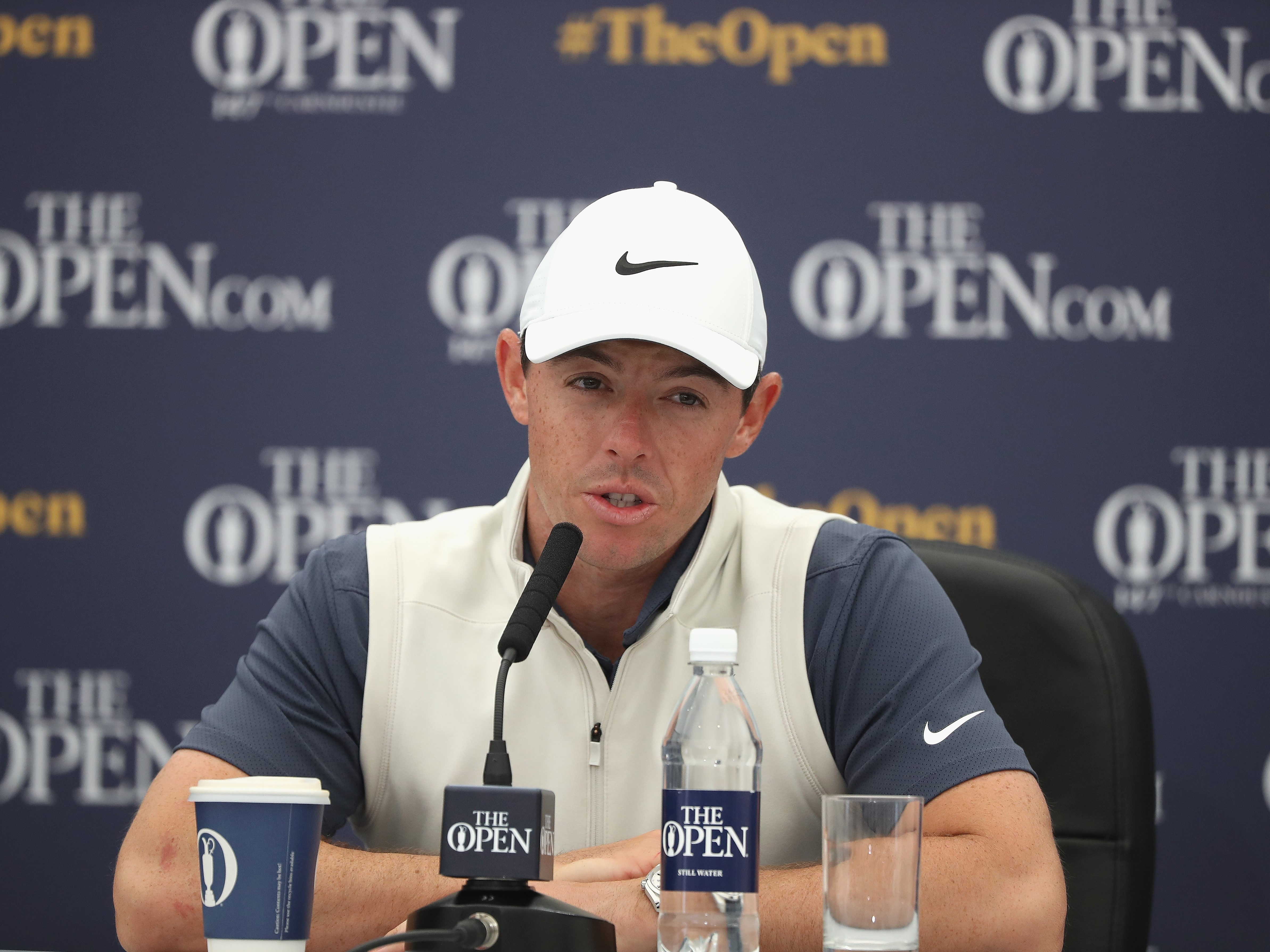 "Rory McIlroy Suggests TaylorMade ""Singled Out"" In R&A Driver Checks"