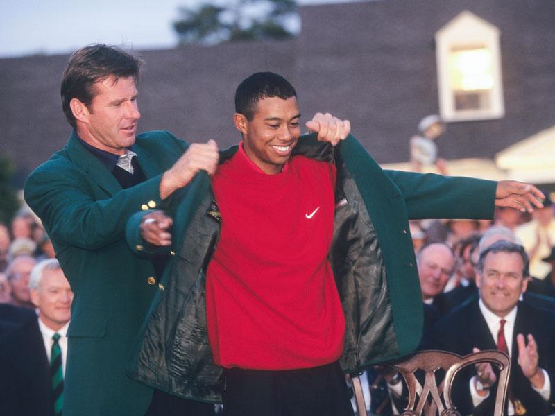 Nick Faldo: Tiger Woods