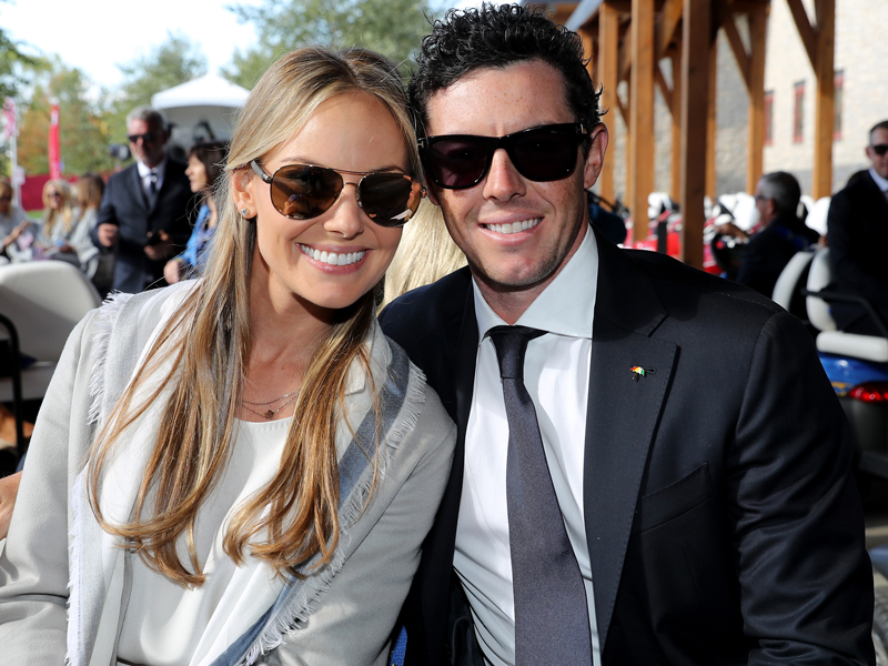 Who is Rory McIlroy's Wife?