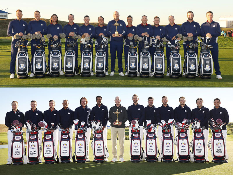 Ryder Cup Player Ratings
