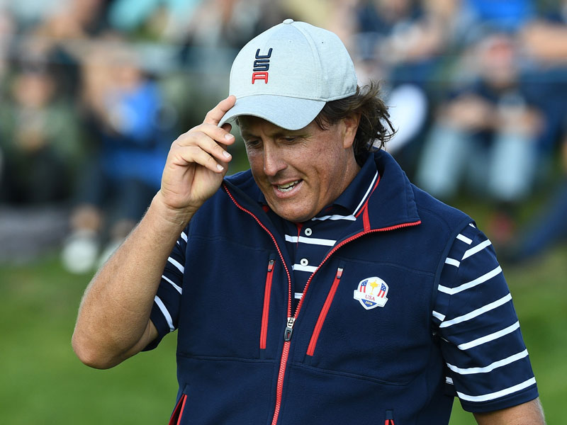 Phil Mickelson: '2018 Could Be My Last Ryder Cup'