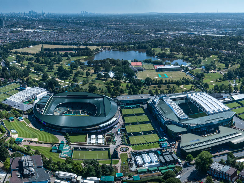 All England Lawn Tennis Club On Brink Of £63.75m Buyout Of Wimbledon Park GC