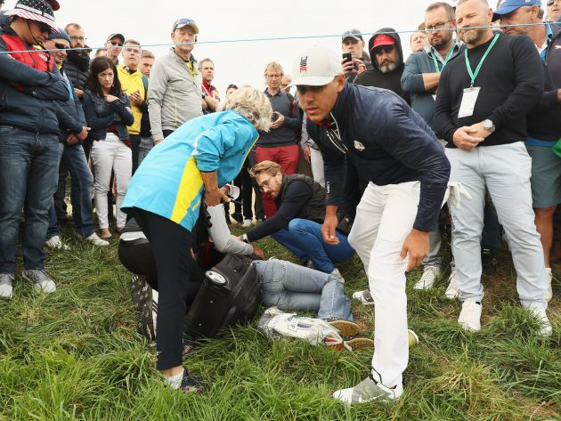 Spectator Hit By Koepka Loses Sight In Right Eye