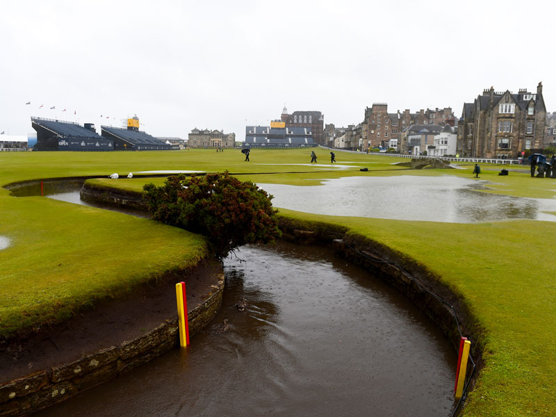 Climate Change Could Wipe Out All Links Courses