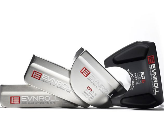 Evnroll Adds Four Designs To Award-Winning Putter Line