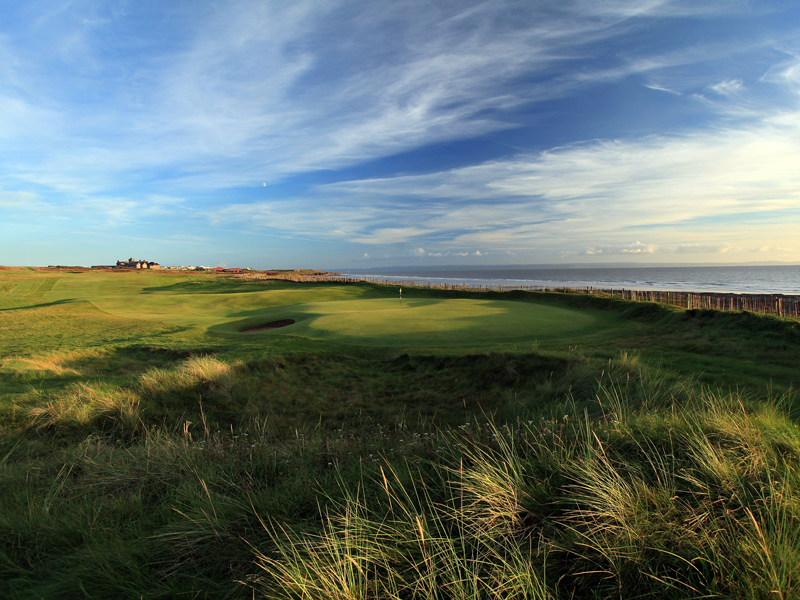 Royal Porthcawl Stay And Play Review