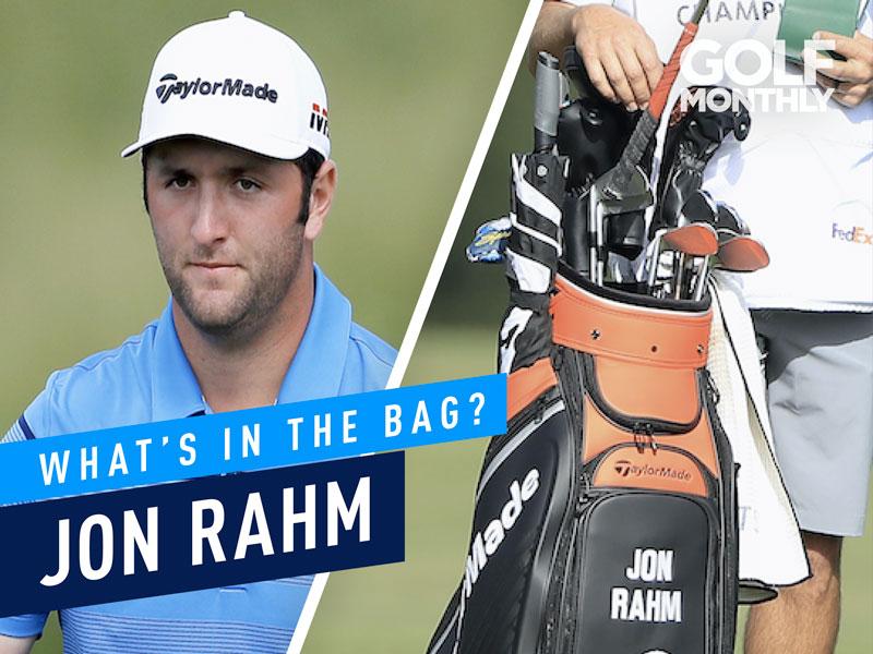 Jon Rahm What's In The Bag