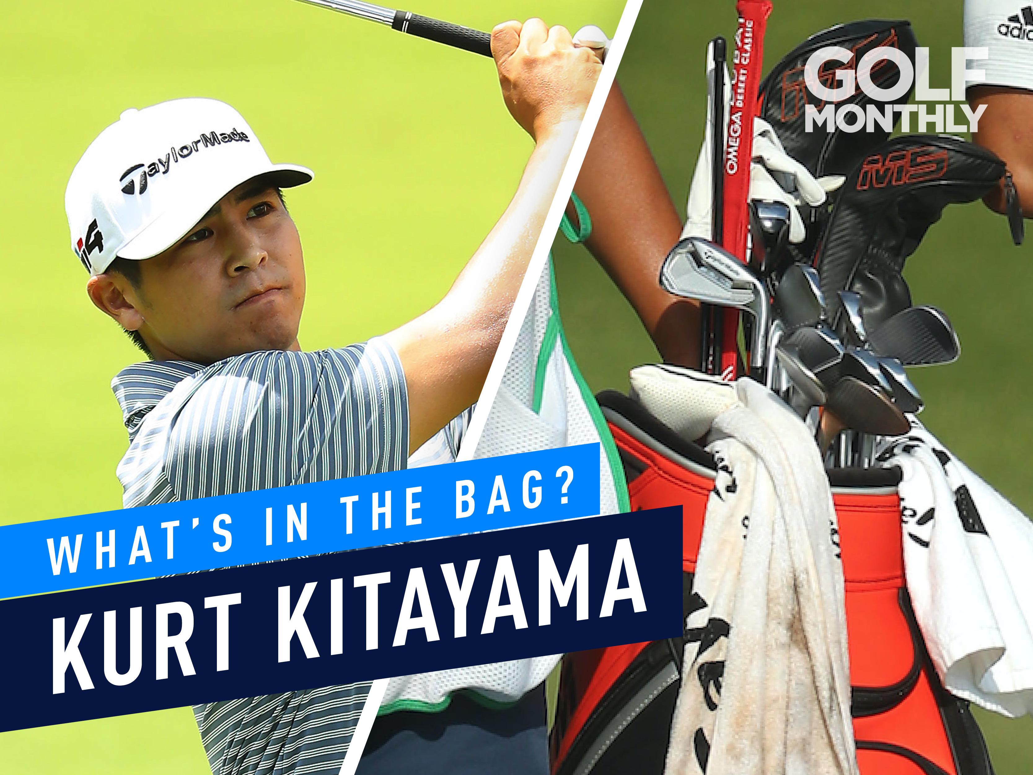 Kurt Kitayama What's In The Bag