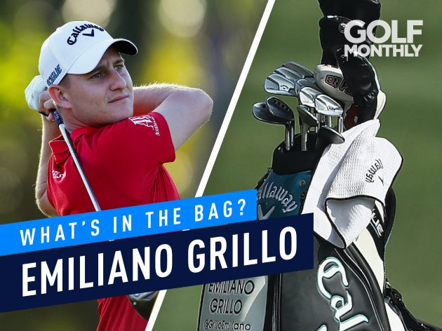 Emiliano Grillo What's In The Bag