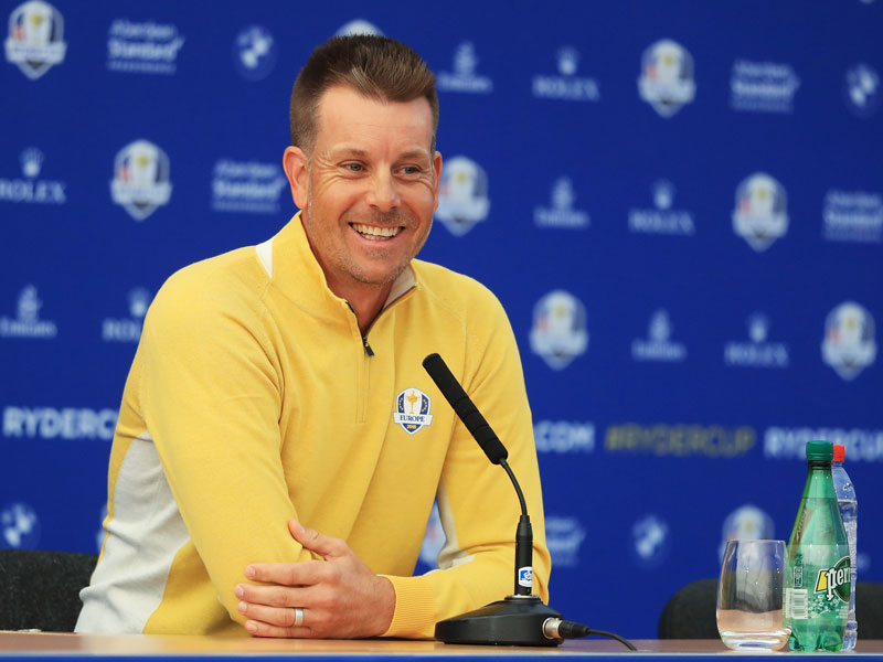 Things You Didn't Know About Henrik Stenson