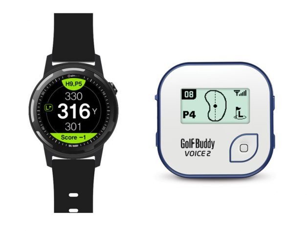New GolfBuddy GPS Devices Unveiled