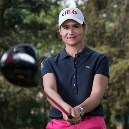 2017: Lorena Ochoa was the top-ranked female golfer in the world for 158 consecutive ending in 2010. She was the first Mexican golfer to be ranked No. 1 in the world and won 27 LPGA Tour events and 2 majors. (Orlando Ramirez/Golfweek)
