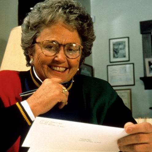 2001: Judy Bell was the first female president of the USGA and was inducted into the Hall via the Lifetime Achievement category. (Robert Walker/PGA of America via Getty Images)