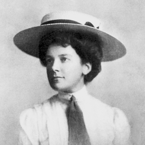1978: Dorothy Campbell Hurd Howe was the first women to win the to win the American, British and Canadian Women's Amateurs between 1905-12. (File)