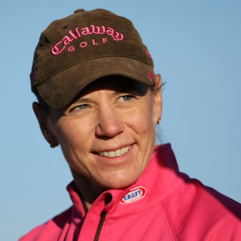 2003: Annika Sorenstam remains one of the more impactful and transformative figures in golf history, in addition to one of its most successful players. She won 72 LPGA tournaments and 10 majors. She tops the LPGA Tour career money list with earnings of over $22.5 million. (Golfweek File)