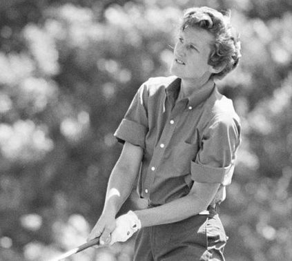 1975: Kathy Whitworth she won 88 LPGA events, more than any golfer on either the LPGA or PGA Tours. In 1981 she became the first woman to earn more than $1 million on the LPGA Tour. (Getty Images)
