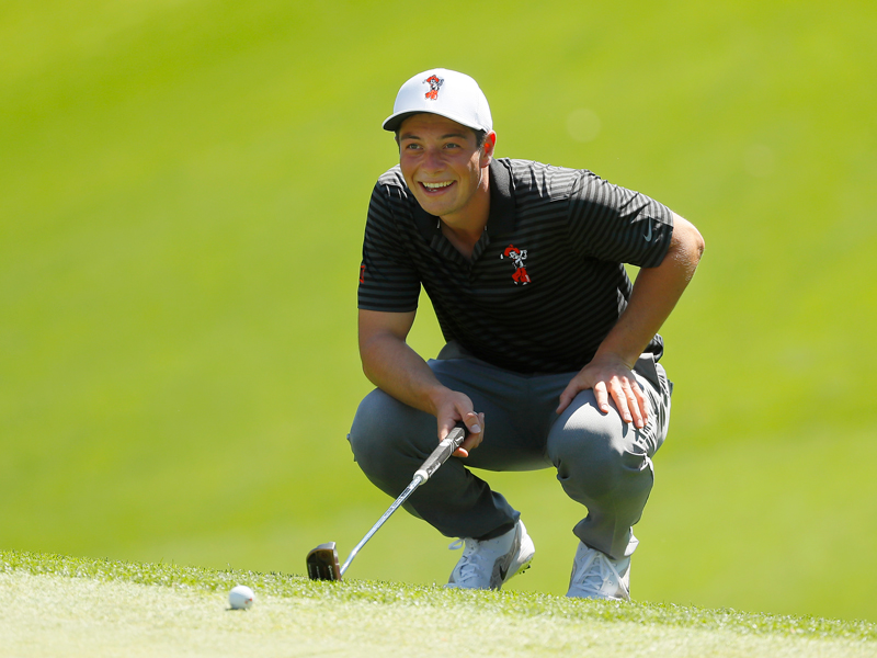 Who Is Viktor Hovland US Masters Amateurs