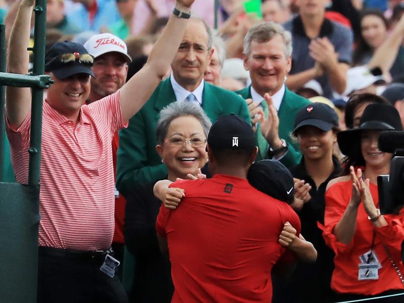 Tiger Woods' Team