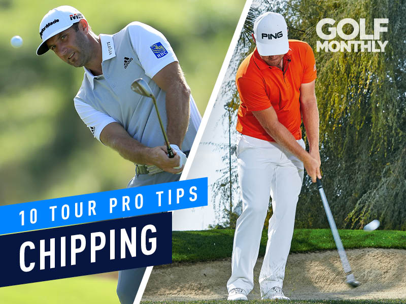 10 Tour Pro Chipping Tips
