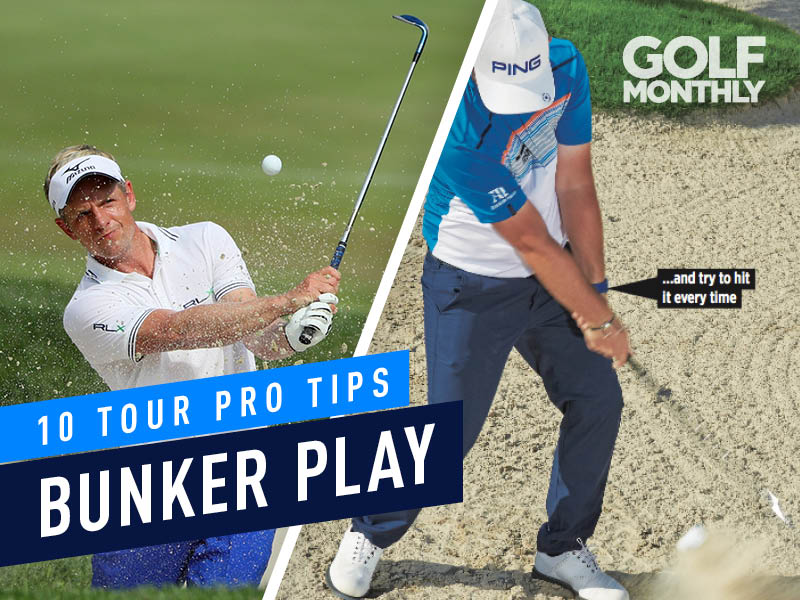 Tour Pro Bunker Play Tips