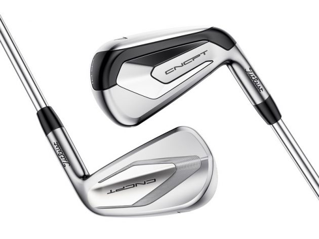 Titleist CNCPT Irons Introduced