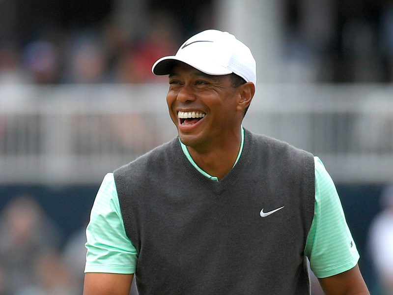Woods Masters Win Results In William Hill's Largest Ever Payout