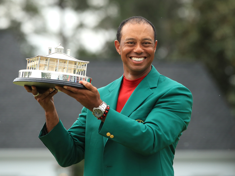 Tiger Woods' 2019 Masters Win