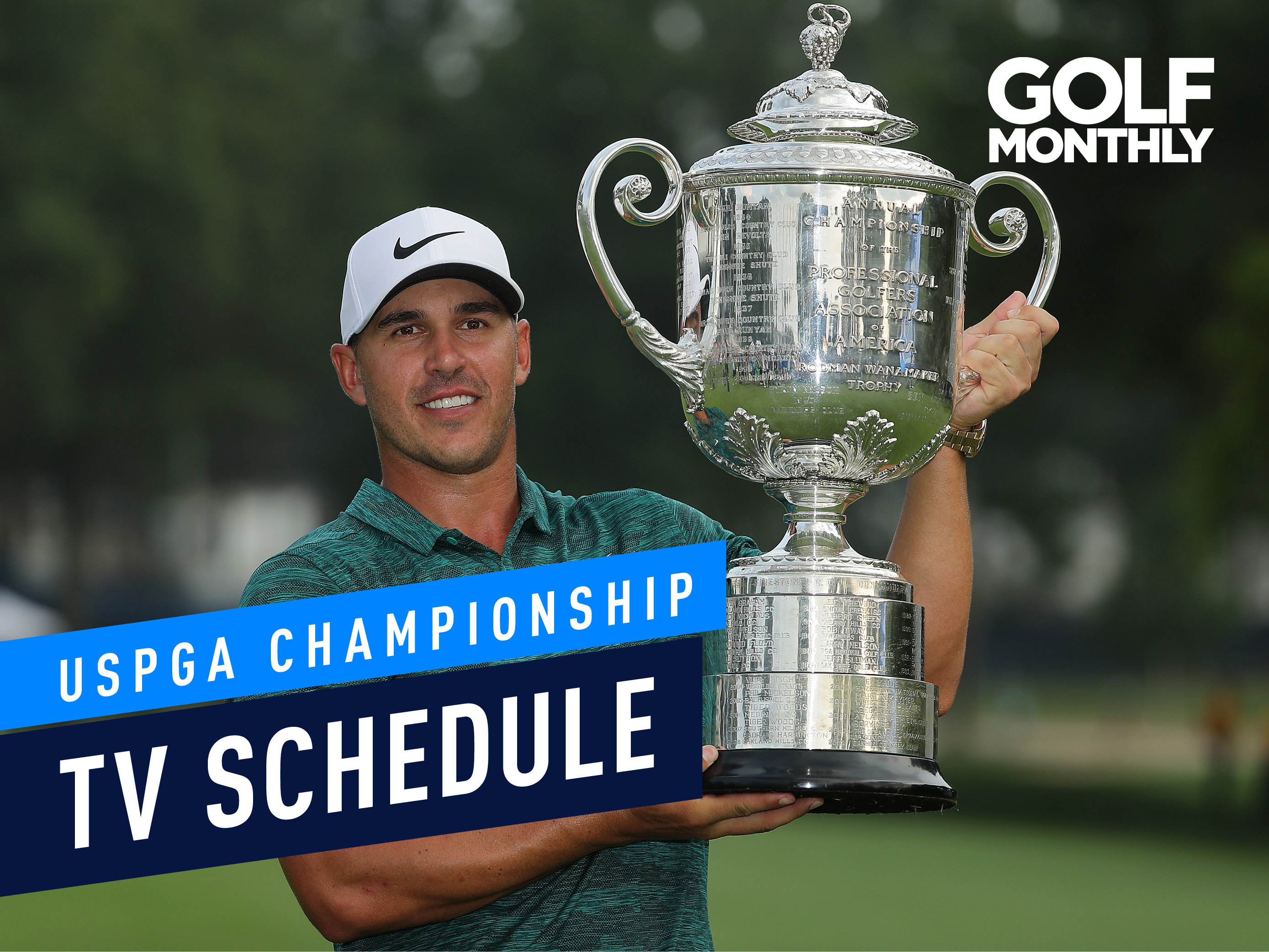 How To Watch The USPGA Championship