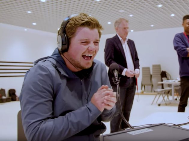 Eddie Pepperell Pranks Matt Wallace With Fake Media Day