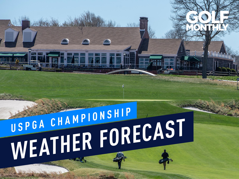 USPGA Championship weather forecast