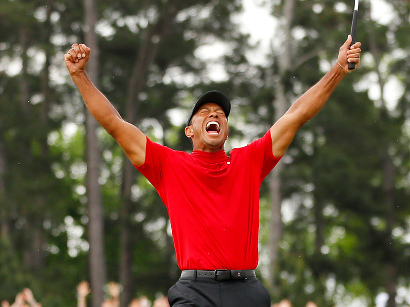 Things You Didn't Know About Tiger Woods