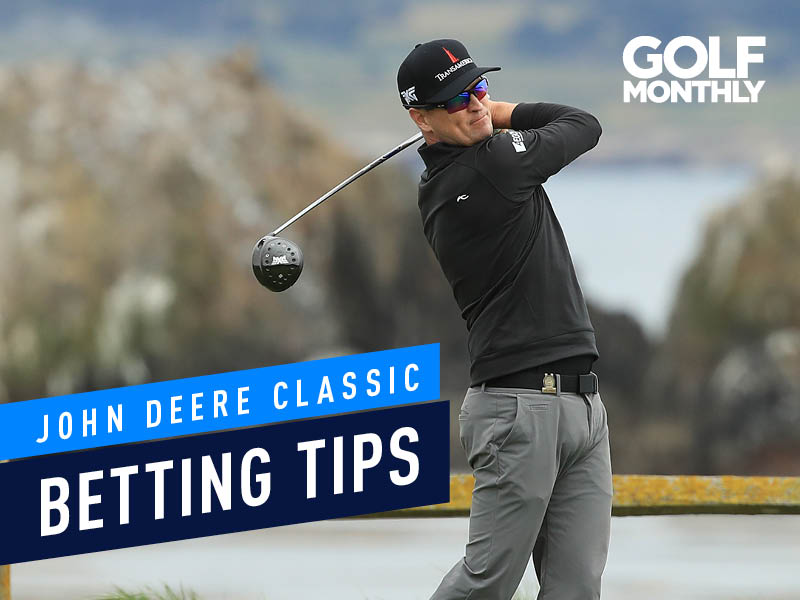 John Deere Classic Golf Betting Tips 2019