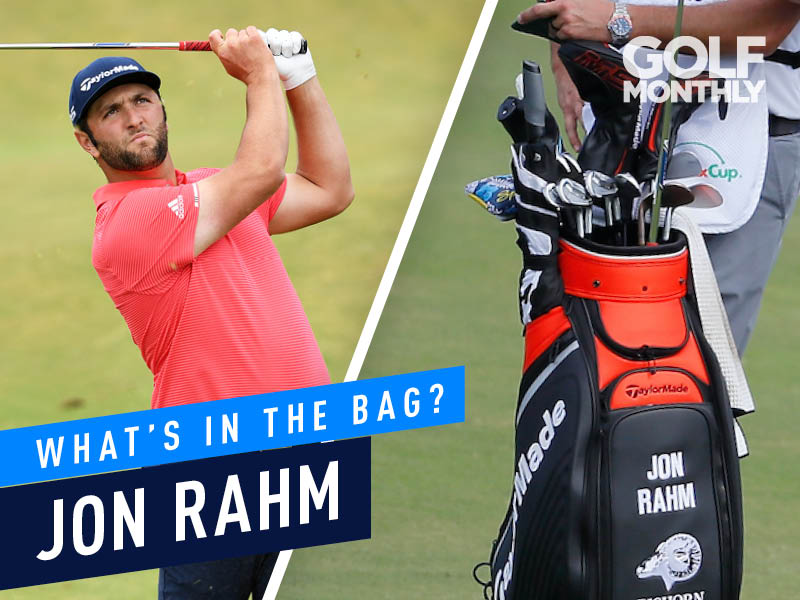 Jon Rahm What's In The Bag