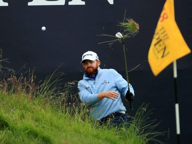 JB Holmes Shoots 87 In Open Championship Final Round