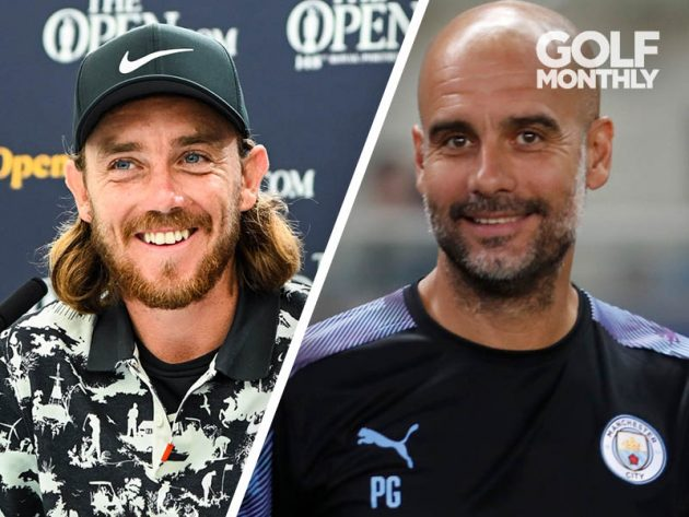 Pep Guardiola One Of The Friends Inspiring Tommy Fleetwood