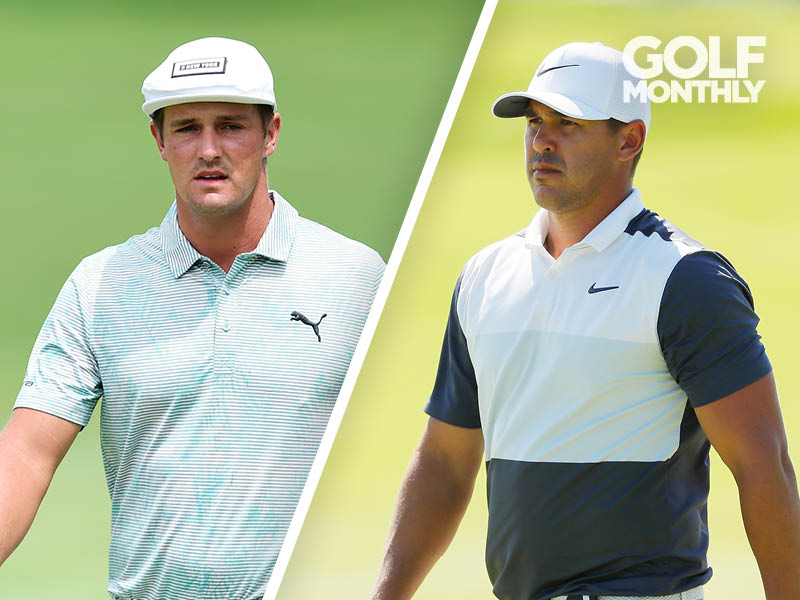 DeChambeau And Koepka Clash Over Slow Play - 'Say It To My Face'