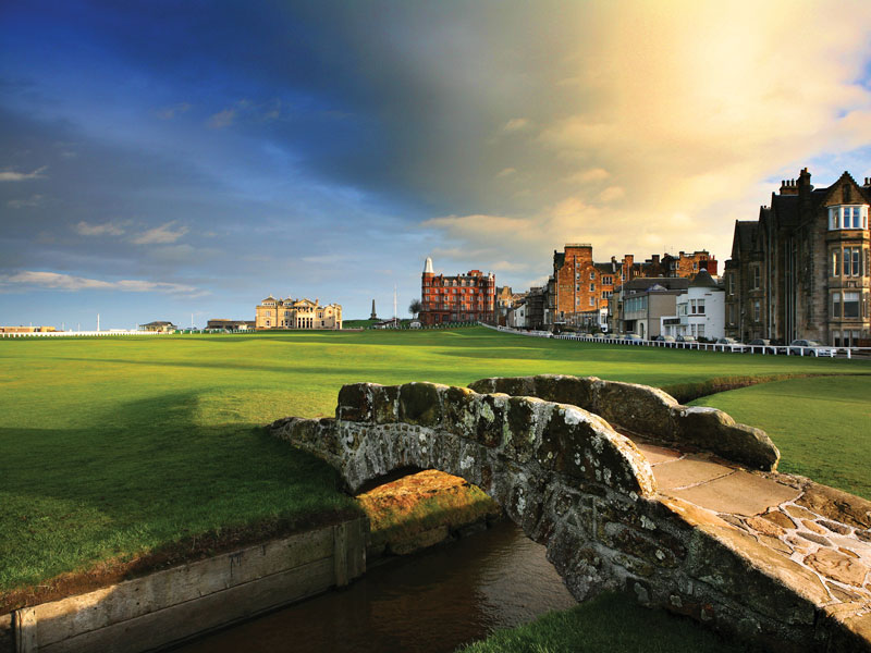 Play St Andrews Old Course In 2020 St Andrews Old Course Review
