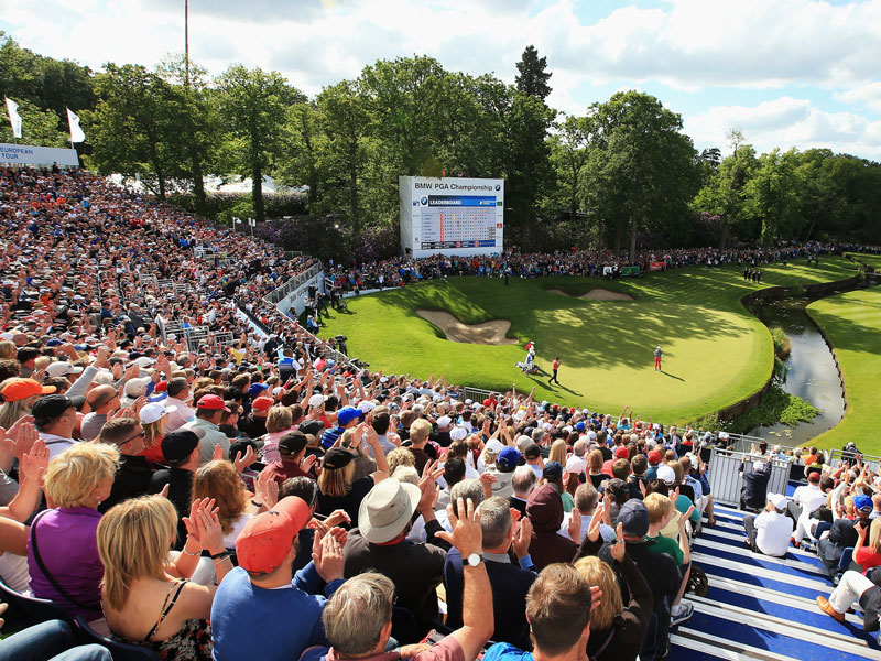 BMW PGA Championship Preview And TV Times